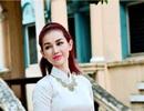 MC Quỳnh Chi trở về thời nữ sinh sau biến cố gia đình