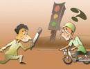 Phạt vi phạm giao thông: Đừng mãi bên trọng, bên khinh!