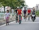 """Giải """"bài toán"""" xe đạp: Đi chơi - dễ, đi thật- khó!"""