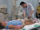 Bạn đọc Dân trí đưa chị Nga đến bệnh viện điều trị