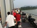 Nam thanh niên bỏ xe máy nhảy cầu Bến Thuỷ mất tích