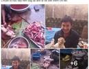 Triệu tập thanh niên khoe ảnh giết khỉ dã man trên Facebook