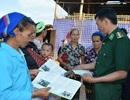 Bộ đội biên phòng trong lòng dân ở biên giới Việt - Lào