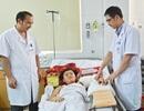 Nối cánh tay đứt lìa sát nách cho bệnh nhân 14 tuổi