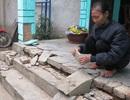 Nghệ An: Dân tố công trình xây dựng bệnh viện lớn nhất tỉnh gây sập, nứt nhà?