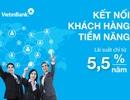 VietinBank cho vay khách hàng doanh nghiệp mới: Lãi suất chỉ từ 5%