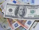 Đồng Euro giảm giá thấp nhất so với đồng USD trong gần 5 năm qua