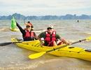 Giải đua 3 môn phối hợp lần đầu tiên được tổ chức tại đảo Cô Tô
