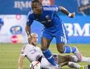 Drogba lập hattrick ngay  trận đầu đá chính tại MLS