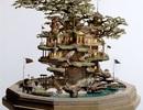 Những lâu đài bonsai tinh xảo