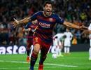 Suarez đang trên đường trở thành cầu thủ xuất sắc nhất thế giới