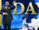 Bé gốc Việt lên sóng truyền hình Mỹ thể hiện tài piano tuyệt đỉnh