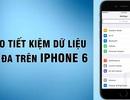 Thủ thuật giúp tiết kiệm tối đa dung lượng 3G trên iPhone