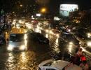 TPHCM: Cơn mưa kỷ lục gây ngập 72 tuyến đường