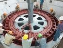 Lắp đặt thành công rotor tổ máy 1 nhà máy thủy điện Krông Nô 3