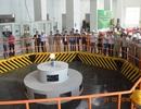 Phát điện tổ máy số 1 nhà máy thủy điện Krông Nô 3