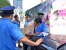 Xử phạt nhiều xe vi phạm sau chỉ đạo của Bí thư Đinh La Thăng