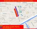 TPHCM: Cấm ô tô trên hàng loạt tuyến đường ở 3 quận để thi công