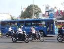 Xe buýt sạch - còn lắm gian nan