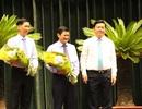 TPHCM có thêm 2 Phó Chủ tịch