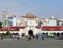 TPHCM sắp thi công nhà ga ngầm trước chợ Bến Thành