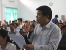 Nguyên Chủ tịch UBND huyện Hóc Môn Lê Tuấn Tài bị cảnh cáo