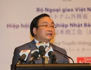 Đón đầu TPP: Việt Nam mời Nhật Bản đầu tư 6 ngành công nghiệp mũi nhọn