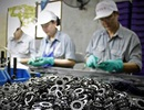 Sản xuất chỉ may, cúc áo, bu lông, ốc vít,... sẽ được Nhà nước hỗ trợ
