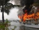 Vụ cháy tàu trên Vịnh Hạ Long: Bảo hiểm Bảo Việt dự tính chi trả bồi thường 110 triệu đồng