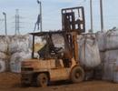 Một doanh nghiệp muốn bán 300.000 tấn bụi lò thép cho Trung Quốc