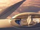 """Dịch vụ """"ngắm cảnh"""" trên máy bay cho giới siêu giàu"""