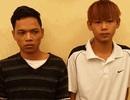 Hà Nội: Bắt 2 đối tượng đi xe máy cướp điện thoại iPhone 6