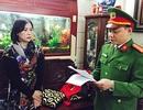 Hà Nội: Bắt nữ Giám đốc công ty khai thác cát trái phép trên sông Hồng