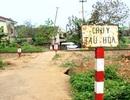 Hiểm nguy khó lường trên những đoạn đường giao đường sắt