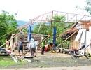 Lốc xoáy khiến hơn 20 nhà dân bị hư hại, tốc mái