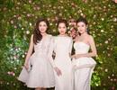Á hậu Tú Anh, hoa hậu Kỳ Duyên hóa những thiên thần váy trắng