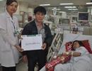 Hơn 83 triệu đồng đến với cô bé Hiên bị viêm cơ tim