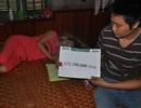 Hơn 132 triệu đồng đến với em Nguyễn Thị Thúy