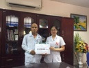 Hơn 61 triệu đồng đến với anh Nguyễn Văn Thắng bị ung thư hạch