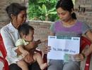 Hơn 76 triệu đồng đến với gia đình chị Nguyễn Thị Nghĩa