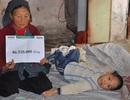Hơn 86 triệu đồng đến với cô bé tội nghiệp mồ côi mẹ, bố bỏ không nuôi