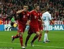 Không Robben, Bayern Munich vẫn hạ gục Marseille