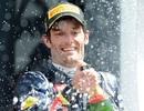 Webber giành chiến thắng trên đường đua Anh quốc