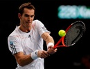 Andy Murray nối gót Djokovic rời Paris