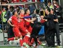 Chiến thắng mong manh trước Philippines giúp Singapore vào chung kết