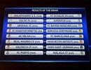 """Vòng 1/8 Champion League: MU đụng Real Madrid, Arsenal """"sinh tử"""" cùng Bayern Munich"""