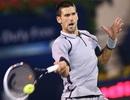 """Djokovic """"thần tốc"""" qua vòng đầu Dubai Championships"""