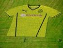 Dortmund dùng cả nghìn bông hoa để giới thiệu áo đấu mới