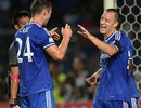 Chelsea ghi tới 8 bàn vào lưới Indonesia All Stars