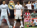 Gareth Bale, bản sao hoàn hảo của Cristiano Ronaldo
